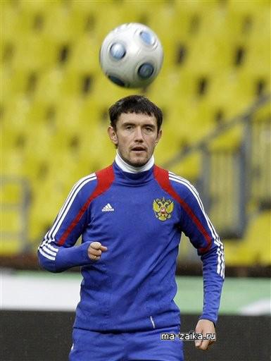 Как готовилась сборная России по футболу