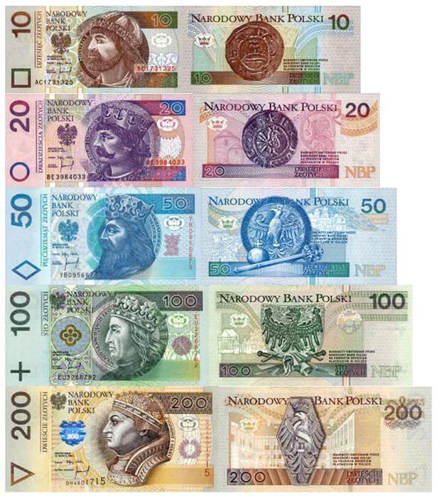 1 злотый 1 доллар перевод из германии в россию