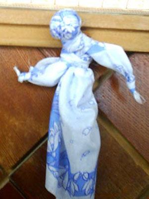 Кукла Бессонница с сайта