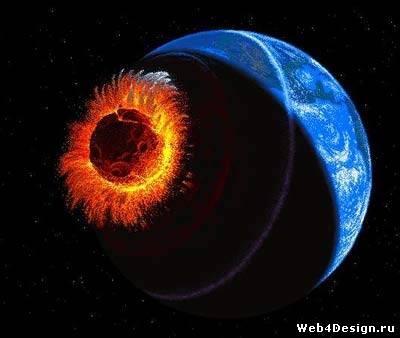 знаменитый тунгусский метеорит упавший в районе реки подкаменная тунгуска в эвенкийской тайге - взрыв вызванный его падением равен взрывы 1000 бомб упавших на Хиросиму