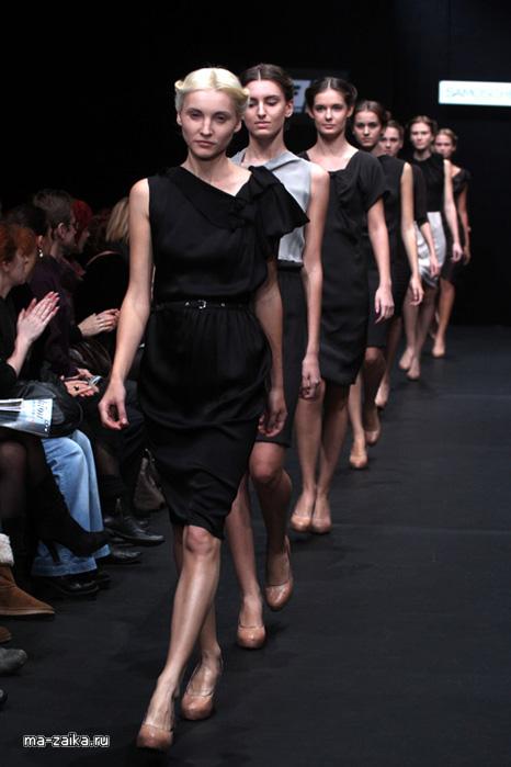Russian Fashion Week 2009