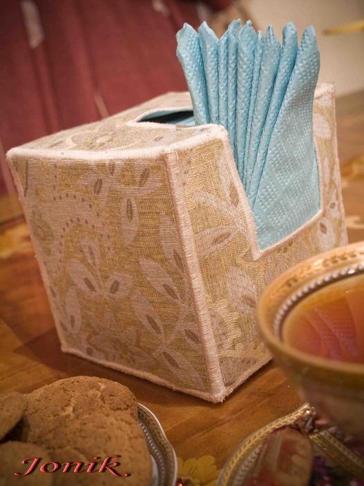 Салфетница для вышивки