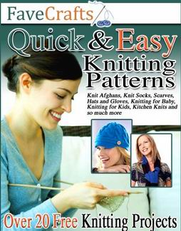 24 Quick and Easy Knitting Patterns