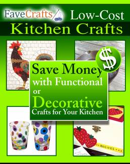 39 Low-Cost Kitchen Crafts eBook