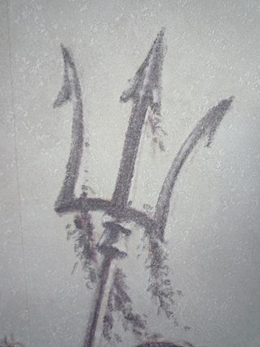 печатная фреска