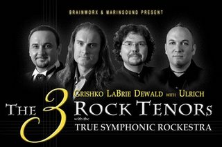 The True Symphonic Rockestra - Concerto En True Minor (2008)