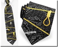 галстук для криминалиста