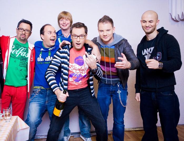 Vengerov&FedororFF станцевали модный танец Арам-зам-зам!