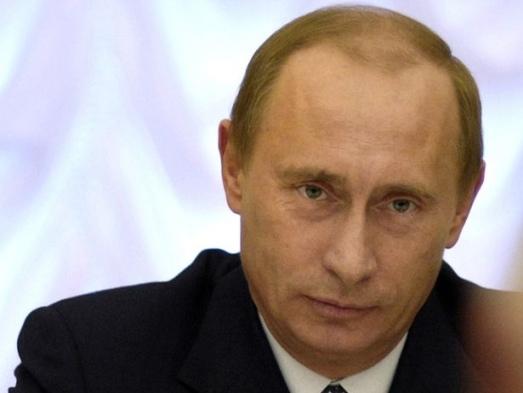 Владимир Путин - телезвезда