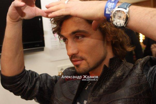 Dima Bilan на EMA 2009