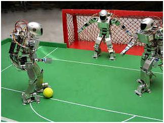 Робоолимпийские игры 2010