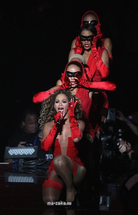 Бейонсе (Beyonce) на EMA 2009