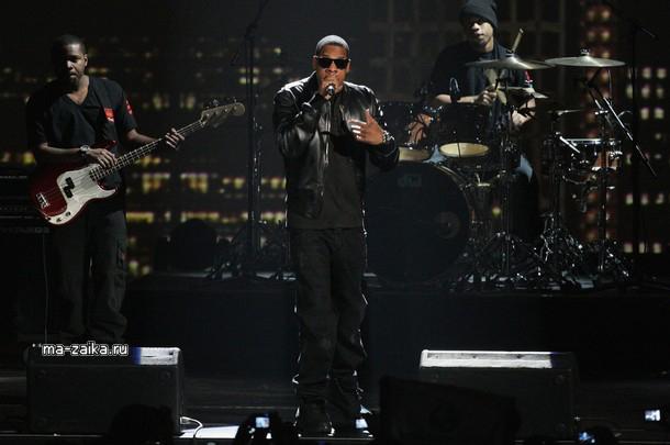 Jay-Z на Ema 2009