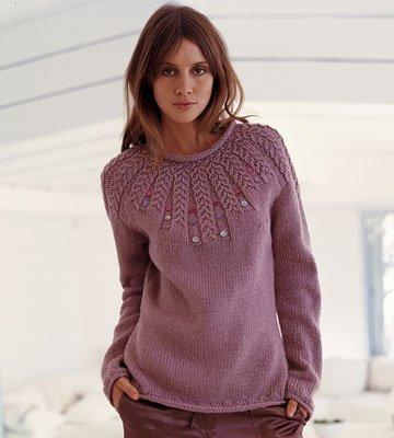 Вязание пуловеров