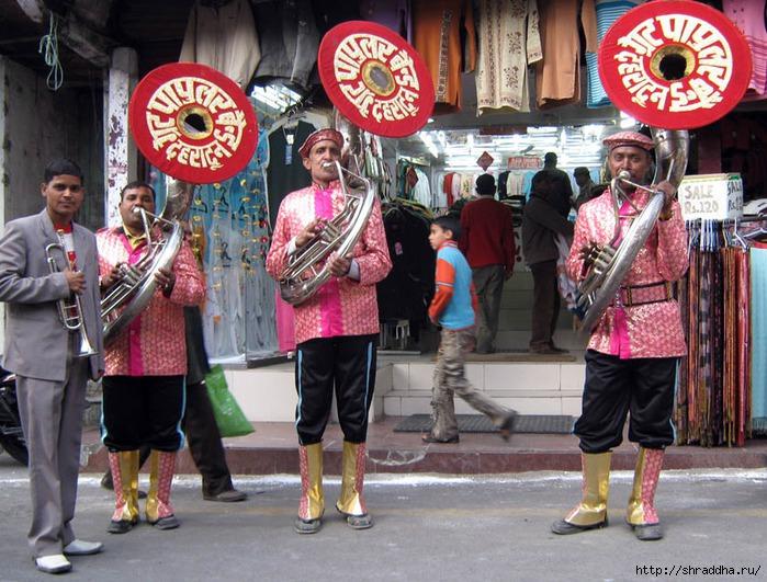 Фестиваль в Mossoorie