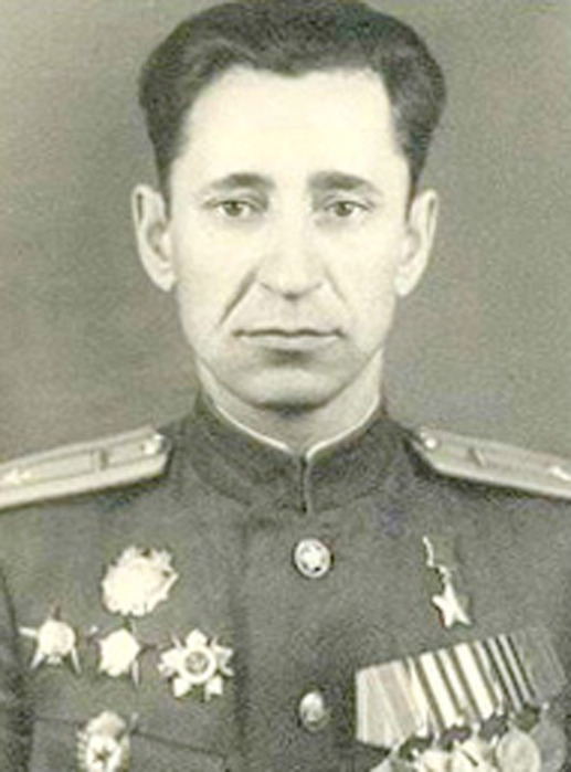 1908. Иван Петрович Зарубин