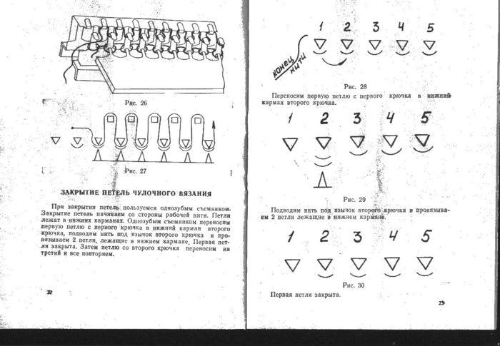 Дончанка вязальная машина инструкция