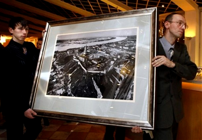 Фото Дмитрия Медведева продано за рекордную сумму