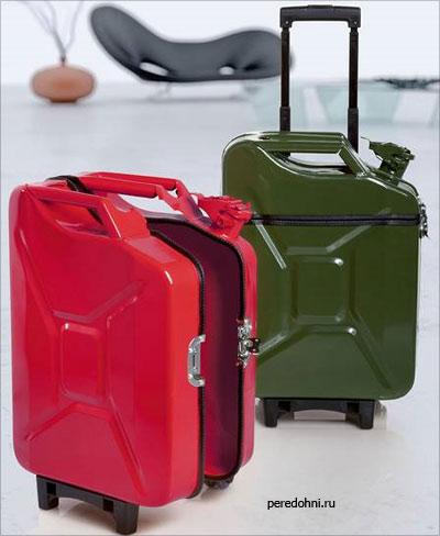 чемодан канистра