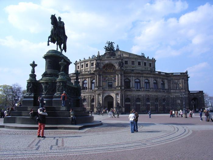 Опера Земпера, Дрезден 58231