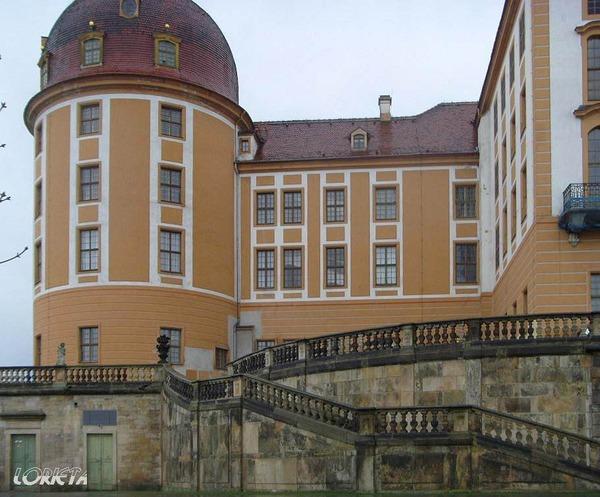 Замок Морицбург (Schloss Moritzburg)-часть 1 17162