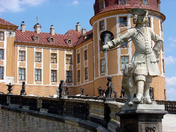 Замок Морицбург (Schloss Moritzburg)-часть 1 64168