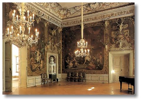 Замок Морицбург (Schloss Moritzburg)-часть 1 88025