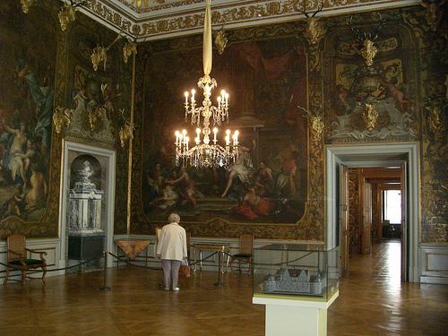 Замок Морицбург (Schloss Moritzburg)-часть 1 44097