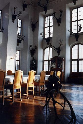 Замок Морицбург (Schloss Moritzburg)-часть 1 33990