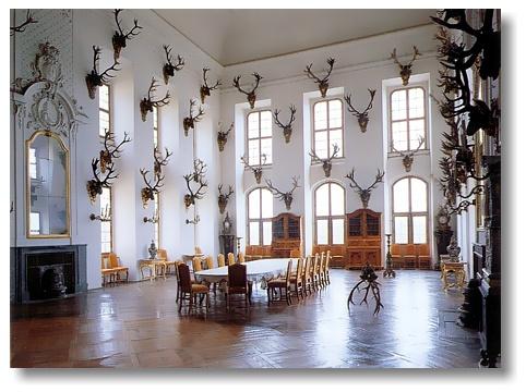 Замок Морицбург (Schloss Moritzburg)-часть 1 11722