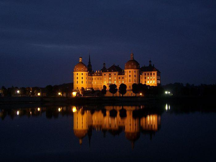 Замок Морицбург (Schloss Moritzburg)-часть 3 10960
