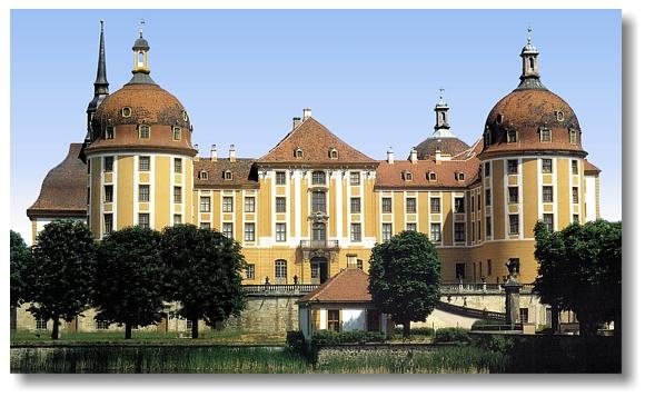 Замок Морицбург (Schloss Moritzburg)-часть 3 83967