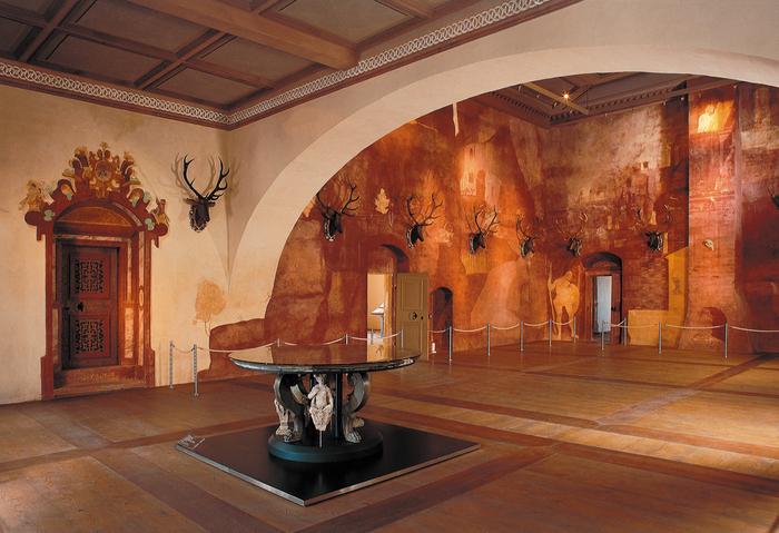 Schloss Augustusburg-ЗАМОК Аугустусбург 92410
