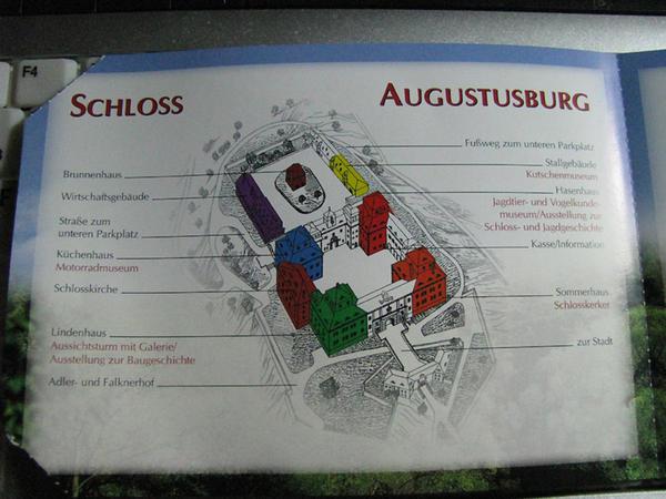 Schloss Augustusburg-ЗАМОК Аугустусбург 45166
