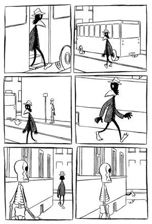 Шшшшшш! (Chhht !), короткие истории, стр. 26