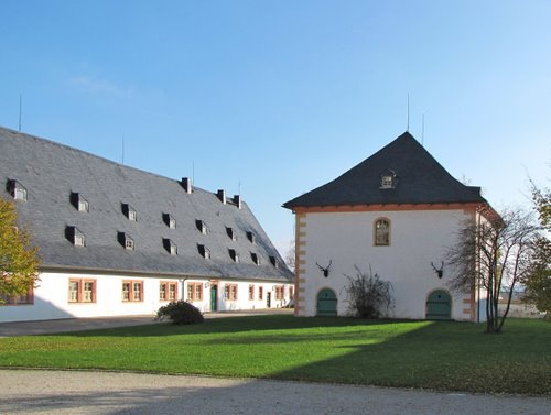 Schloss Augustusburg-ЗАМОК Аугустусбург 77437