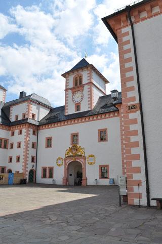 Schloss Augustusburg-ЗАМОК Аугустусбург 69743