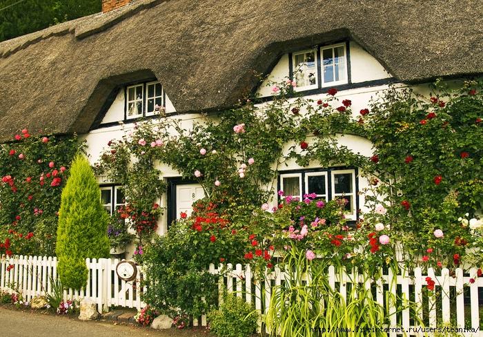Частные сады англии