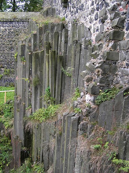 Burg Stolpen-вид снаружи 64501
