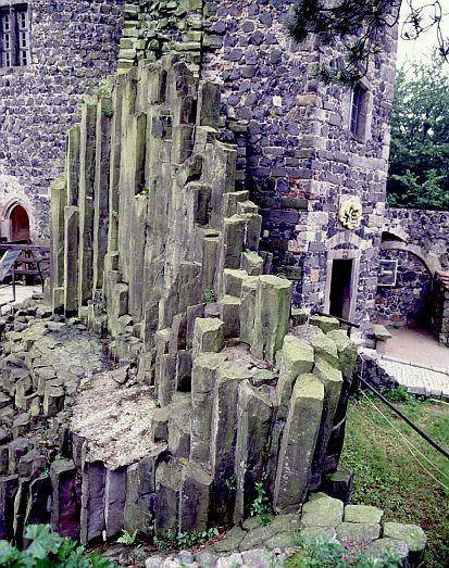 Burg Stolpen-вид снаружи 74279