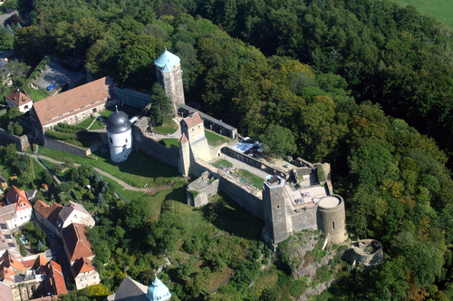Burg Stolpen-вид снаружи 39105