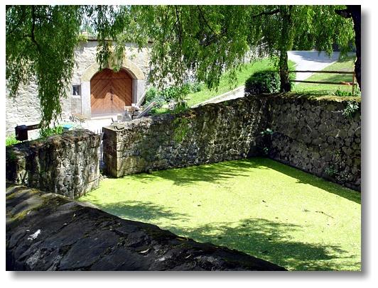 Burg Stolpen-вид снаружи 76194
