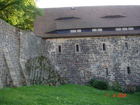 Burg Stolpen-вид снаружи 56425