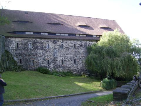 Burg Stolpen-вид снаружи 64136