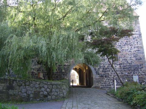 Burg Stolpen-вид снаружи 65007