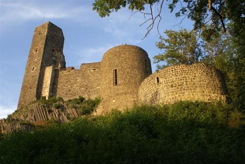Burg Stolpen-вид снаружи 74660