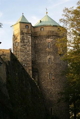 Burg Stolpen-вид снаружи 79256