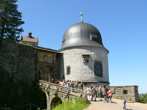 Burg Stolpen-вид снаружи 30272