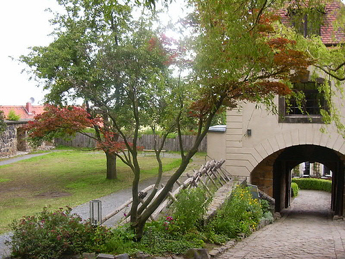 Burg Stolpen-вид снаружи 68593