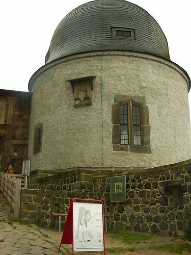 Burg Stolpen-вид снаружи 68074